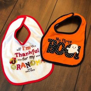 Other - holiday bibs
